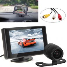 Rear-view DVD Monitor
